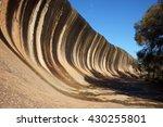 wave rock  geological rock...