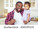 happy father | Shutterstock . vector #430259131