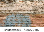 old brick wall | Shutterstock . vector #430272487