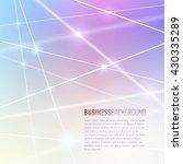 vector abstract blurry... | Shutterstock .eps vector #430335289