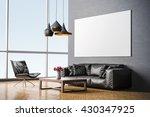 3d render of beautiful modern... | Shutterstock . vector #430347925