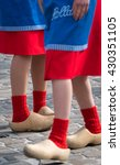 Traditional Clogs And Costumes...