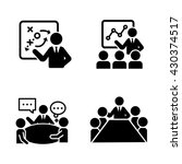 business vector icons   Shutterstock .eps vector #430374517
