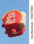 pattaya   december 12  hot air... | Shutterstock . vector #43037881