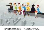 under construction | Shutterstock .eps vector #430504927