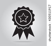 award icon sign | Shutterstock .eps vector #430511917
