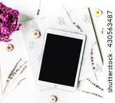 Workspace. Tablet  Lavender ...