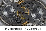 Mix Of Old Clockwork Mechanical ...