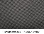 close up of black textured... | Shutterstock . vector #430646989