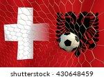 Small photo of Soccer Euro 2016 ( Football ) Albanian and Switzerland,Albanian and Switzerland,Albanian,Switzerland.