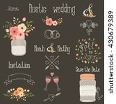 Rustic Wedding Design Elements...