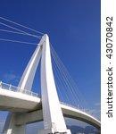 bridge in wharf | Shutterstock . vector #43070842