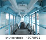 transparent staircase | Shutterstock . vector #43070911