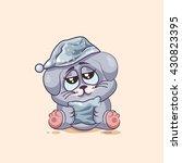 vector stock illustration... | Shutterstock .eps vector #430823395