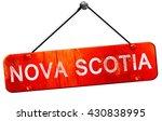 Nova Scotia  3d Rendering  A...