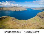 panoramic view over the... | Shutterstock . vector #430898395