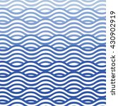 abstract wavy pattern.... | Shutterstock .eps vector #430902919