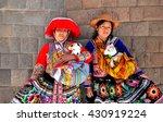 cusco  peru   september 8  2014 ... | Shutterstock . vector #430919224
