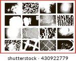 texture vector  | Shutterstock .eps vector #430922779