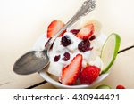 Fruit And Yogurt Salad Healthy...