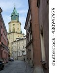 Trynitarska Tower Near...