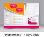 flyer  brochure  billboard... | Shutterstock .eps vector #430996507