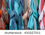 group of beautiful colored... | Shutterstock . vector #431027311