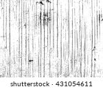 weathered wooden plank vector... | Shutterstock .eps vector #431054611