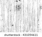 weathered wooden plank vector... | Shutterstock .eps vector #431054611