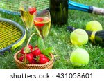Strawberries And Champagne...