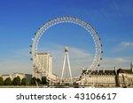 The London Eye  London  United...