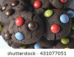 Homemade  Round Chocolate...