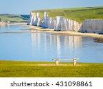 White Chalk Cliffs  Seven...