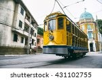 Iconic Bonde Tram Travels Alon...