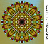Kaleidoscope Twist Turn Spiral...