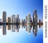 The High Rise Buildings In...