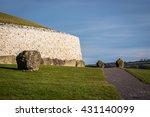 Newgrange  Ireland   February...