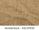 jute texture - stock photo