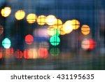 lights   selective focus  ... | Shutterstock . vector #431195635