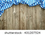 rustic background for... | Shutterstock . vector #431207524