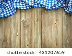 rustic background for... | Shutterstock . vector #431207659