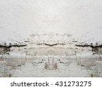 crack concrete road texture... | Shutterstock . vector #431273275