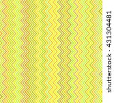 geometric pattern with zigzags... | Shutterstock .eps vector #431304481