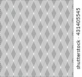 geometric pattern or background.... | Shutterstock .eps vector #431405545