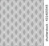 geometric pattern or background.... | Shutterstock .eps vector #431405545
