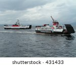calmac ferries loch riddon and...