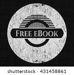free ebook chalk emblem  retro...