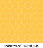 seamless geometric pattern with ... | Shutterstock .eps vector #431483035