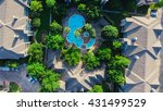 aerial view of typical multi... | Shutterstock . vector #431499529