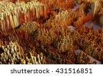 alien landscape background   Shutterstock . vector #431516851